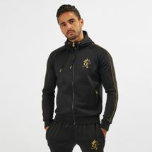 Gym King Gold Edition Poly Tracksuit Top