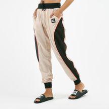 IVY PARK Women's Sheer Mesh Insert Jogger Pants