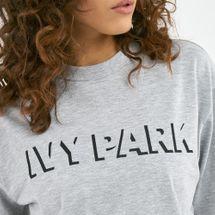IVY PARK Women's Logo Crop T-Shirt, 1700027