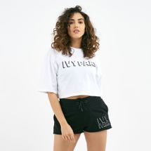 IVY PARK Women's Logo Crop T-Shirt