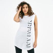بلوزة لوجو بلا أكمام من IVY PARK للنساء