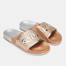 Slydes Women's Split Slides