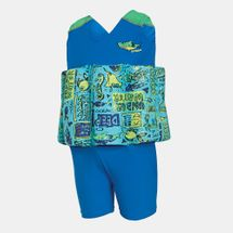 Zoggs Kids' Deep Sea Learn To Swim Float Suit (Baby & Toddler)