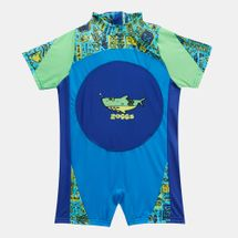 Zoggs Kids' Deep Sea SwimFree Floatsuit