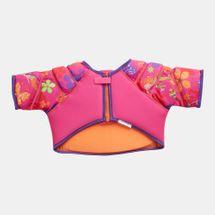 Zoggs Kids' Mermaid Flower Water Wing Swim Vest, 1147655