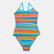 Zoggs Kids' Folk Tale Yaroomba Floral Swimsuit