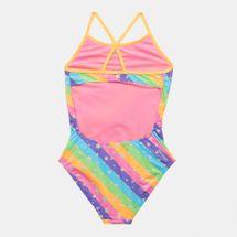 Zoggs Kids' Fairy Bella Crossback Swimsuit, 1147613