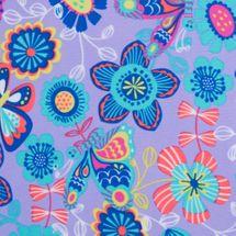 Zoggs Kids' Wild Yaroomba Floral Swimsuit, 1147617