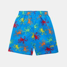 Zoggs Kids' Octopus Fever Watershorts