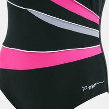 Zoggs Women's Casuarina Scoopback One-Piece Swimsuit, 1671700