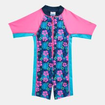 Zoggs Kids' Kona All-In-One Zip Suit (Younger Kids)