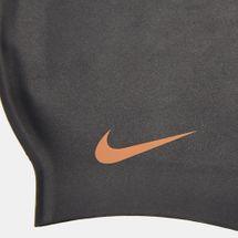 Nike Swim Solid Silicone Cap - Black, 1693355