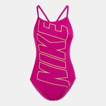 Nike Women's Racerback One Piece Swimsuit