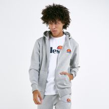 ellesse Men's Melbourne Full Zip Hoodie