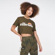 ellesse Women's Alberta Cropped T-Shirt