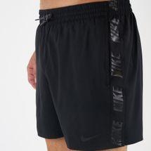 Nike Swim Men's Logo Splice Racer 5 Inch Boadshorts, 1694304