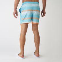 Nike Swim Men's 6:1 Linen Racer Boardshorts, 1701983