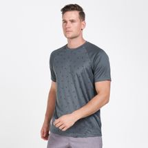 Nike Swim Men's Hydroguard Rashguard Top
