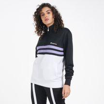 ellesse Women's Viviana 1/2 Zip Sweatshirt