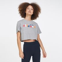 ellesse Women's Ralia Crop T-Shirt