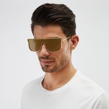 Jeepers Peepers Urban Sunglasses - Gold, 1253343