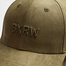 Boxraw BXRW Suede Baseball Cap - Brown, 1052493