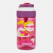 Kambukka Kids' Lagoon Tritan Flying Supergirl 400ml Water Bottle