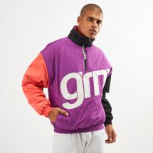 Grimey Flamboyant Pullover Jacket