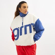 Grimey Flamboyant Pullover Jacket