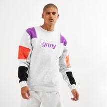 Grimey Flamboyant Crewneck Sweatshirt