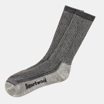 Smart Wool Hike Medium Crew Socks Grey