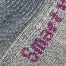 Smartwool Women's Hike Light Crew Socks - Grey, 1476927