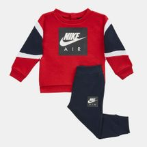 Nike Kids' Air Crew T-Shirt and Pants Set