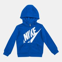 Nike Kids' Futura Fleece Full Zip Hoodie (Baby and Toddler)