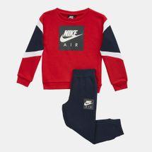 Nike Kids' Air Crew T-Shirt and Pants Set (Baby and Toddler)