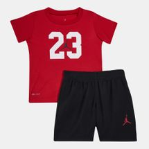 Jordan Kids' Air 23 T-Shirt & Short Set (Baby and Toddler)