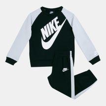 Nike Kids' Oversized Futura Crew Set (Baby and Toddler)
