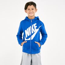 Nike Kids' Sportswear Futura Fleece Hoodie (Younger kids)