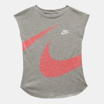 Nike Kids' Oversized Split T-Shirt