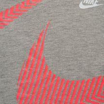 Nike Kids' Oversized Split T-Shirt (Younger Kids), 1274574