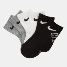 Nike Kids' NHN Hybrid Dri-FIT Socks (3 Pack)