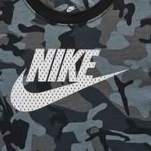 Nike Kids' Mesh Futura Camo Knit T-Shirt (Younger Kids), 1283504
