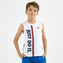 Nike Sportswear Just Do It Jersey T-Shirt (Younger Kids)