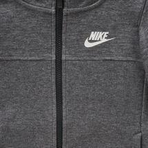 Nike Kids' NKB Advance 15 Full Zip Hoodie, 1486321