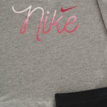 Nike Kids' Script Mesh Long Tunic And Leggings Set (Baby and Toddler), 1274565