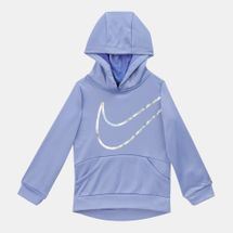 Nike Kids' Therma Tunic Pullover Hoodie (Younger Kids)