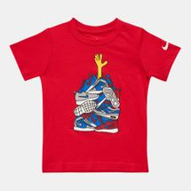 Nike Kids' Sportswear Sneaker Pile T-Shirt (Baby and Toddler)