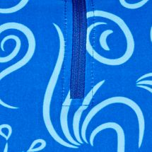 Veilkini Blue Blossom Sporty Skirted Swimsuit, 362950