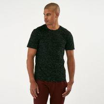 Sun and Sand Sports Men's Injected Slub T-Shirt