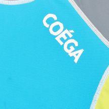 COÉGA Kids' Short-Sleeve Rashguard Swimshirt, 286482